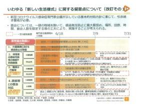新型コロナウイルス対策による面会制限について(6/15)